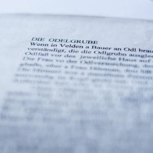 Ilse Ruck schreibt gerne in fränkischer Mundart (Foto: Robert Söllner)